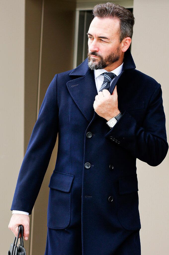 Cappotti da uomo | ADER dal 1973